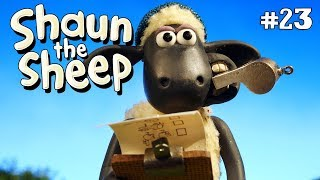 Video Sehari bersama bitzer - Shaun the Sheep [Bitzer for a Day] download MP3, 3GP, MP4, WEBM, AVI, FLV Juni 2018