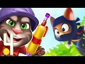 Talking Tom Camp #4 Troops Ninja Android Gameplay FHD