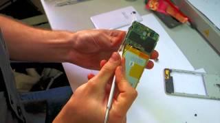 dGL.Ru: Вскрытие смартфона Alcatel OneTouch Idol X с 8-ядерным процессором v.1
