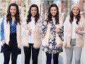4 Ways of Styling a Faux Fur Vest