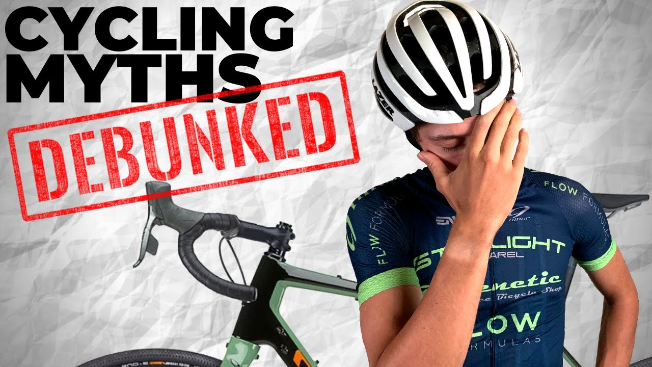 5 of the Biggest Cycling Myths, DEBUNKED!