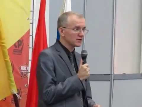 "Олег Шеин об угрозе монополий в ЖКХ и инициативах ""СР"""