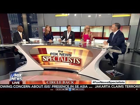 07-17-17 Kat Timpf on The Fox News Specialists - Complete, Uncut Show
