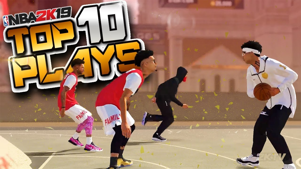 e73284dc7dccc3 NBA 2K19 TOP 10 Plays Of The Week  4 - Sick Dribble Moves   Triple Lobs