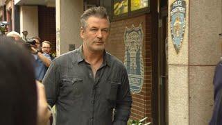 Alec Baldwin Arrested for Allegedly Punching Man Over Parking Spot: Cops