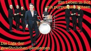 Die Liga der gewöhnlichen Gentlemen - Ein Leben in Rot mit purpurnen Blitzen (official video)