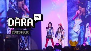 DARA TV DARALOG ep9 KWON JI YONG MOTTE TOUR CONCERT