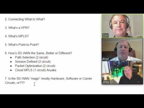 H2BSM3: How to Connect Offices with SD-WAN, VPN, MPLS & P2P