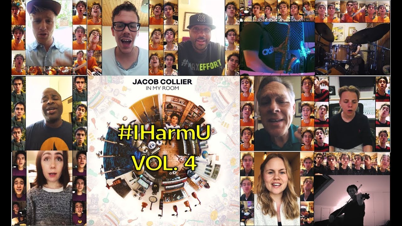 Jacob Collier's #IHarmU Vol. 4