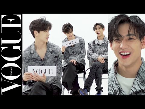 [CharisMark][Vietsub] Vogue Asks With Mark And Bambam