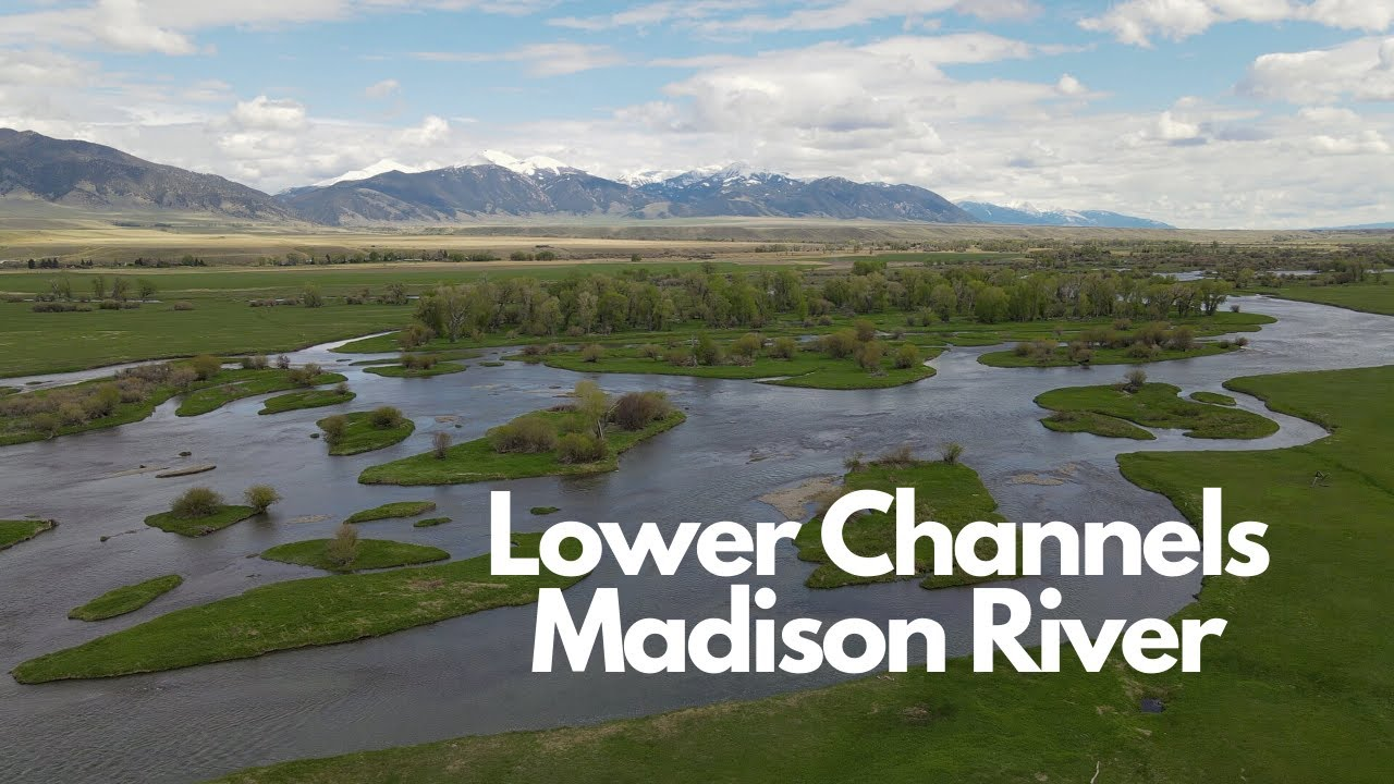 Channels Section, Madison River - May 2020