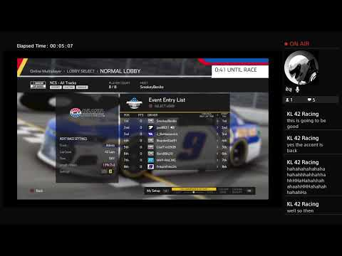 Rick Rolling Nascar Heat 5 Online Game Chat |