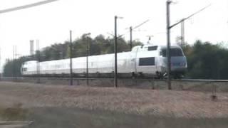 TGV ATLANTIQUE Part 4