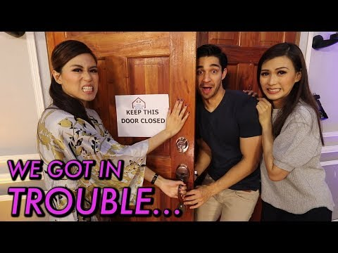 We Snuck into the PBB House! (ft. Alex Gonzaga, Toni)