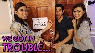 We Snuck into the PBB House! (ft. Alex Gonzaga, Toni)