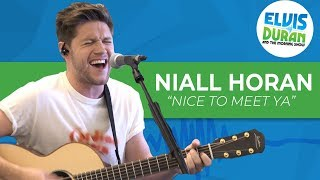 "Niall Horan - ""Nice To Meet Ya"" 