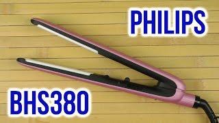 Выпрямитель для волос philips essential care
