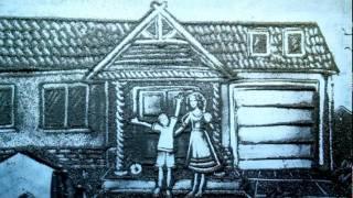 Роллеты и секционные ворота ALUTECH(Рисунок алюминиевой стружкой., 2011-06-22T06:31:36.000Z)