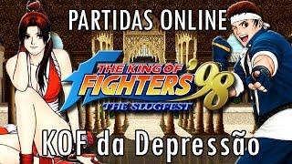 O CLÁSSICO! Online com KOF da Depressão #5 - KOF 98