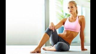 Фитнес дома для похудения Упражнения для начинающих