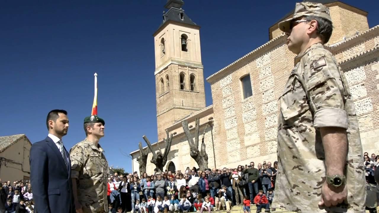 Homenaje a reservistas espa oles daganzo de arriba youtube - Daganzo de arriba ...