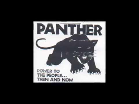 Hip-Hop Rap Black Panther Party - Freestyle !!!