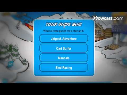 How To Give Tours On Club Penguin