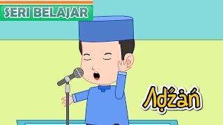 Adzan yang Sangat Merdu #JamalAdzan - Anak Islam-Bersama Jamal Laeli