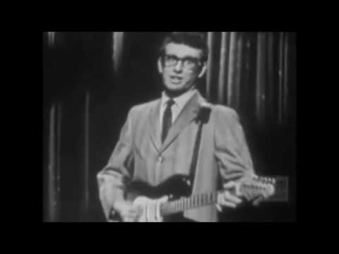 Buddy Holly Oh Boy LIVE 1958