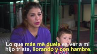 Ada, la historia de una huida de Centroamérica- 30 segundos