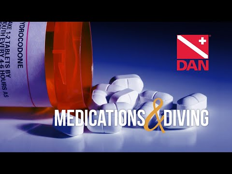 Medications and Diving