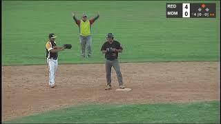 Red Sharks 7 X 0 Máquina do Mau (Highlights) │ NACIONAL BEISEBOL 2018 (AAA)