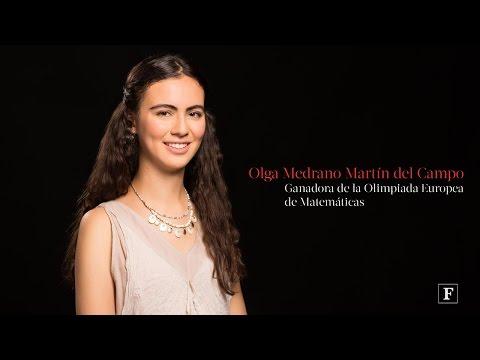 Mujeres poderosas Forbes 2016. Olga Medrano Martín del Campo