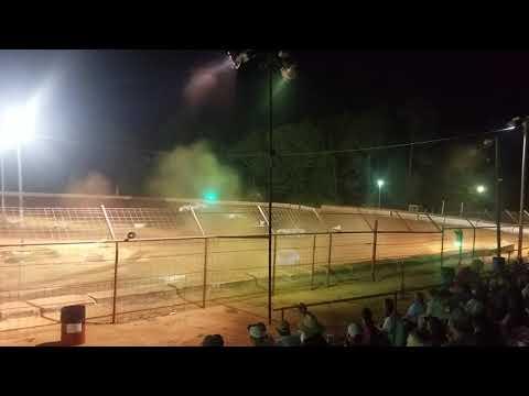 Heat Race 5/27/19 Memorial Day Shootout Flomaton Speedway, In Flomaton, Al(9)