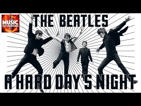 THE BEATLES | A HARD DAYS NIGHT | Full Movie