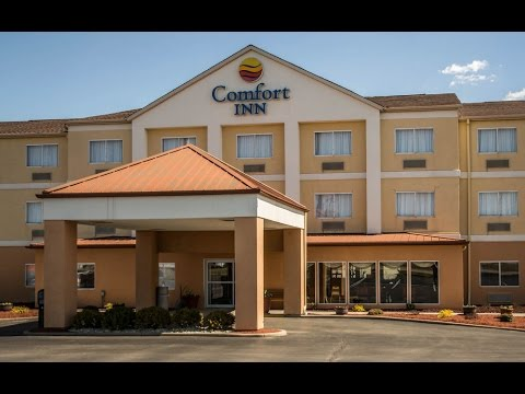 Comfort Inn Monroe Hotels Ohio