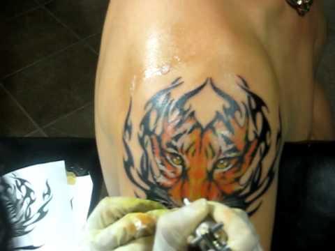 Tattoo 3D , (xăm nghệ thuật vn) - dt 0943884444, 0904355252