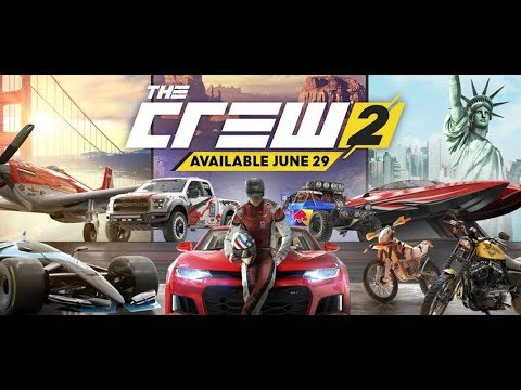 The Crew 2 Gameplay Trailer 2019 | E3 2018 | IGN/Ps4 Pro/Pc | GamePlayRecords