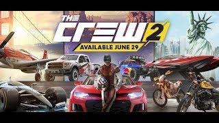 The Crew 2 Gameplay Trailer 2019   E3 2018   Ubisoft   GamePlayRecords