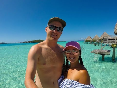 BORA BORA Honeymoon! SHARKS, Fly Fishing, Snorkeling!
