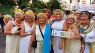 The One And Only Benidorm Fancy Dress Party   14.11.13