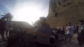 Zorro2colas vs Juanta - Pre Gold Battle Mallorca - 16avos