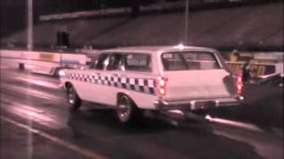 Nostalgia Super Stock, 1967 427 Fairlane Wagon