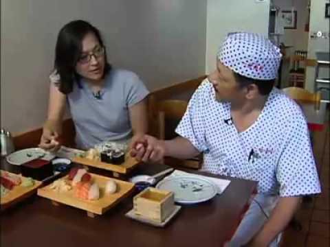Ăn Món Sushi như thế nào