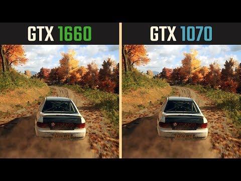 GTX 1660 Vs. GTX 1070 (Test In 9 Games)