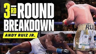 Andy Ruiz Breaks Down Iconic 3rd Round vs. Anthony Joshua