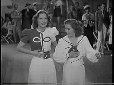 """Honolulu"" ~ Gracie Allen, MGM, Old Hawaii Song/Dance!"