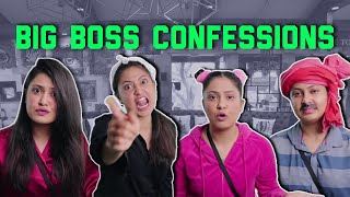 BIGGG BOSS - Honest Confessions Of Contestants // Captain Nick