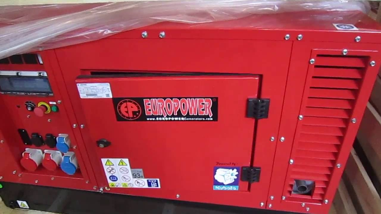 Трехфазный генератор тока из асинхронного электродвигателя - YouTube