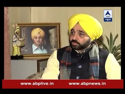 I never instigated anyone for stone pelting, says AAP leader Bhagwant Mann